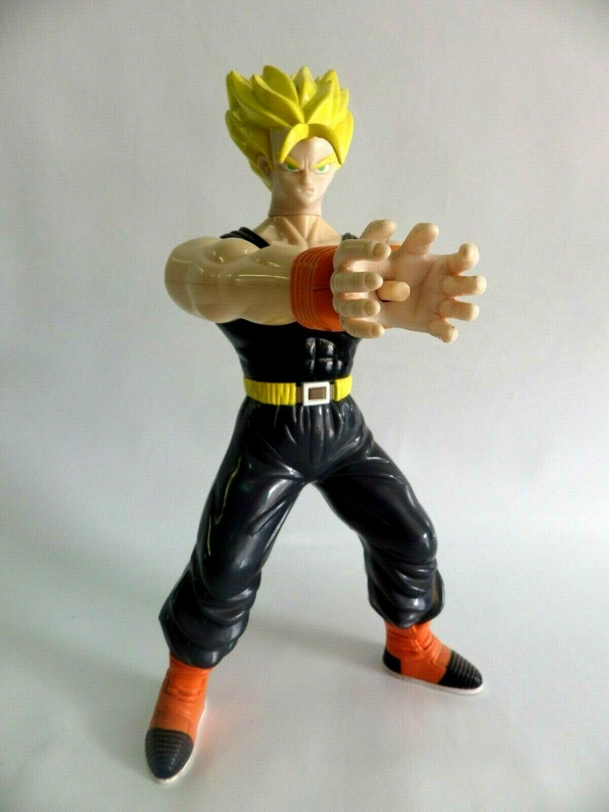 Ultra rare TRUNKS 30 cm Dragon ball z Figura bird studio copyright 1989