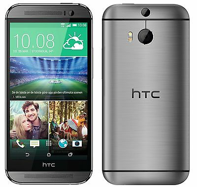 """HTC ONE M8 EYE (FACTORY UNLOCKED) 5"""" Full HD, 16GB , QuadCore - Pick Your Color"""