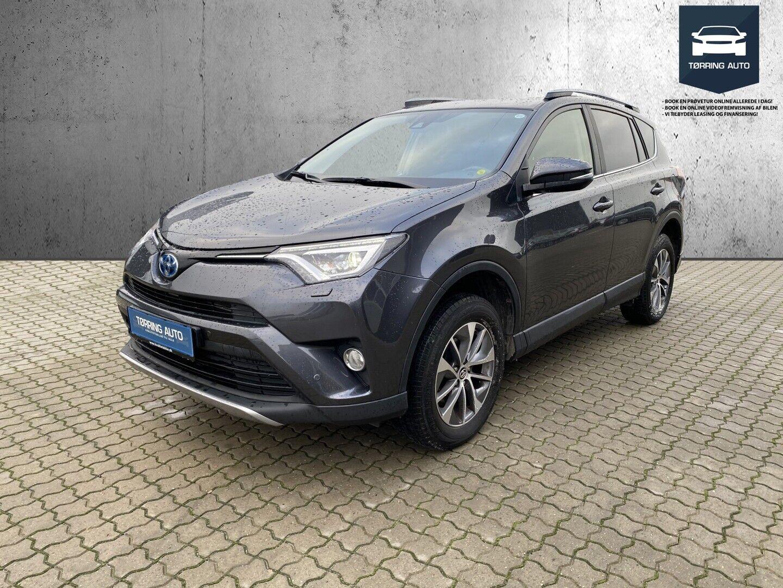 Toyota RAV4 2,5 Hybrid H3 MDS 5d - 289.900 kr.