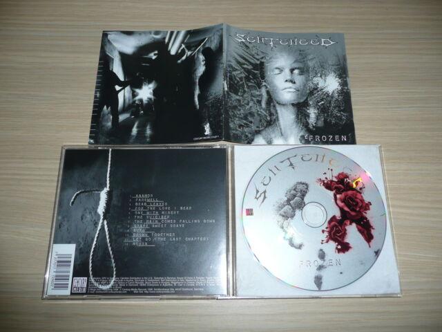 @ CD Sentenced - Frozen / CENTURY MEDIA RECORDS 1998
