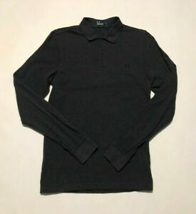 Fred-Perry-mens-long-sleeve-polo-S
