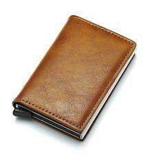 Holder Leather Wallet Brown NIB $58 Tommy Bahama Mens Aruba Passport I.D