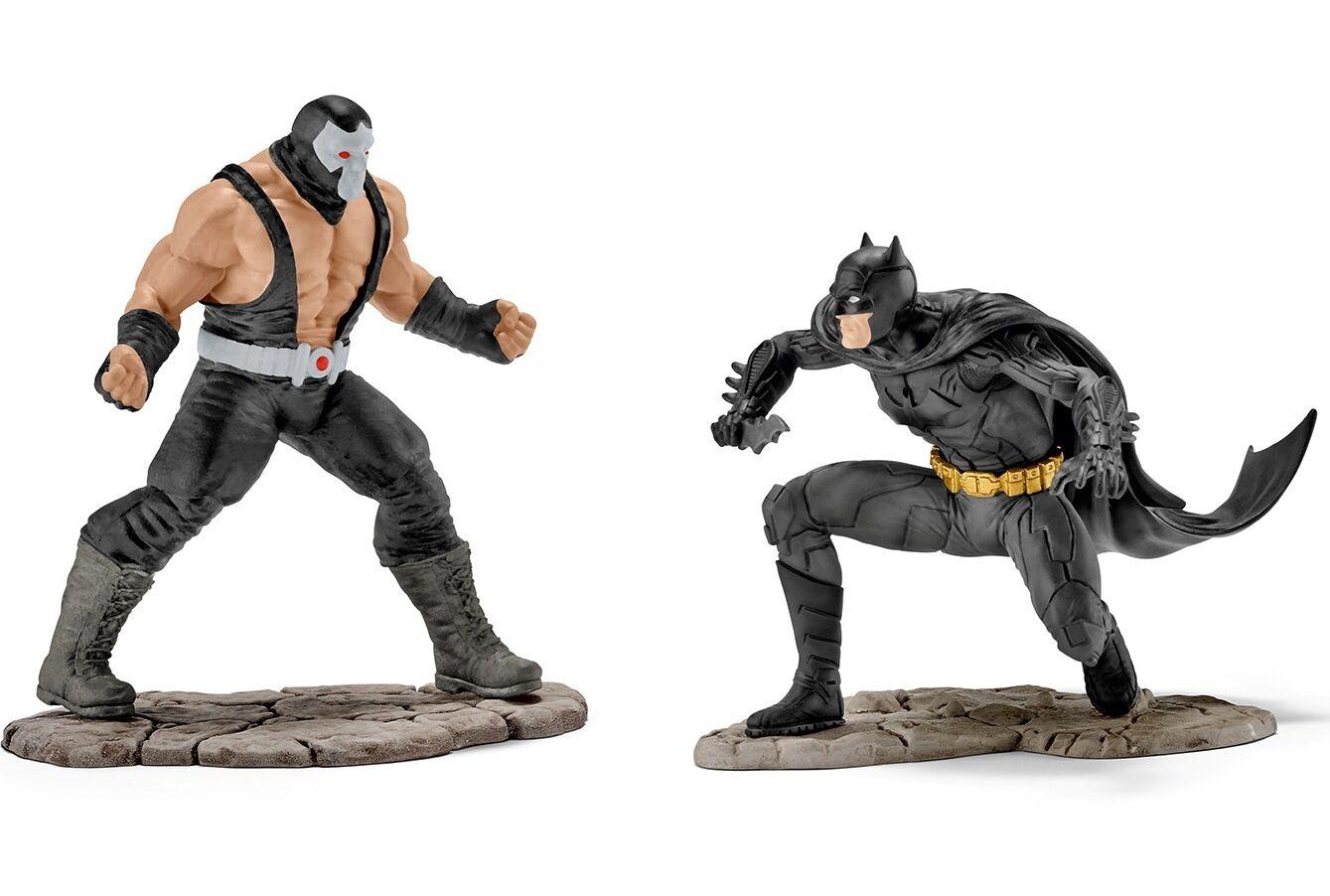 DC Comics Schleich Figuras Batman Batman Batman de la Liga de la Justicia, Superman, Mujer Maravilla Etc 27c598