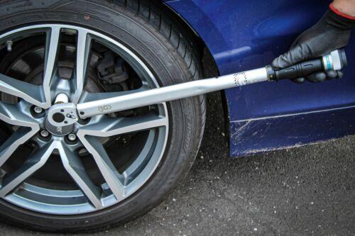 """BGS PROFI Drehmomentschlüssel 1//2/"""" Nüsse 42-210 Nm Drehmoment Prüfen Einstellen"""