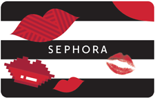 $50 Sephora Gift Card - Buy (2) Sephora $50 Gift Cards and Save $10 - Emailed
