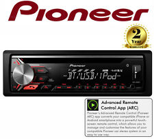 Pioneer DEH-3900BT CD MP3 Bluetooth Car Stereo Headunit USB iPod iPhone Android