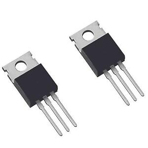 10 x BDX54C PNP Power Darlington Transistor 60W 100V  Motorola TO-220 10pcs