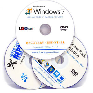 making a windows 7 recovery disk