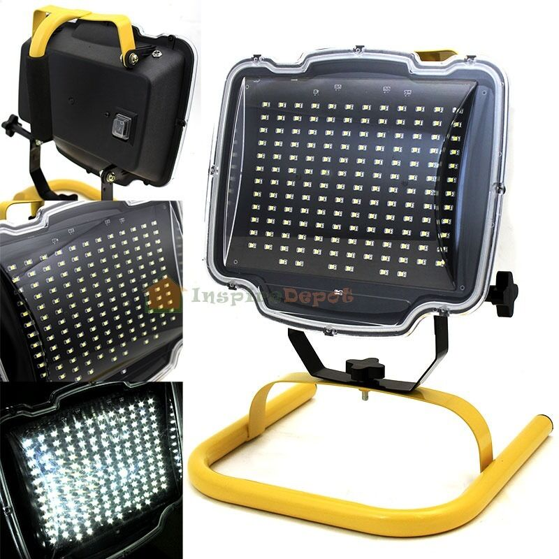 150SDM LED Super Bright Cordless Work Light Emergency Camping Hiking Outdoor