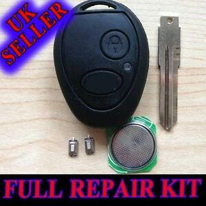 Rover 75 //MG Land Rover Remote Key Fob Case Replacement Discovery 2 TD4 TD5