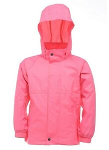 Regatta-Kids-Packaway-Rainpak-Waterproof-Pac-a-Mac-Jacket-Boys-Girls-Outdoors