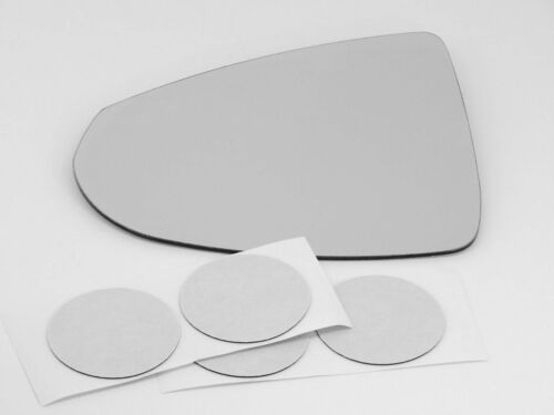 Fits 10-15 Chevy Volt Left Driver Heated Mirror  Glass Lens  USA