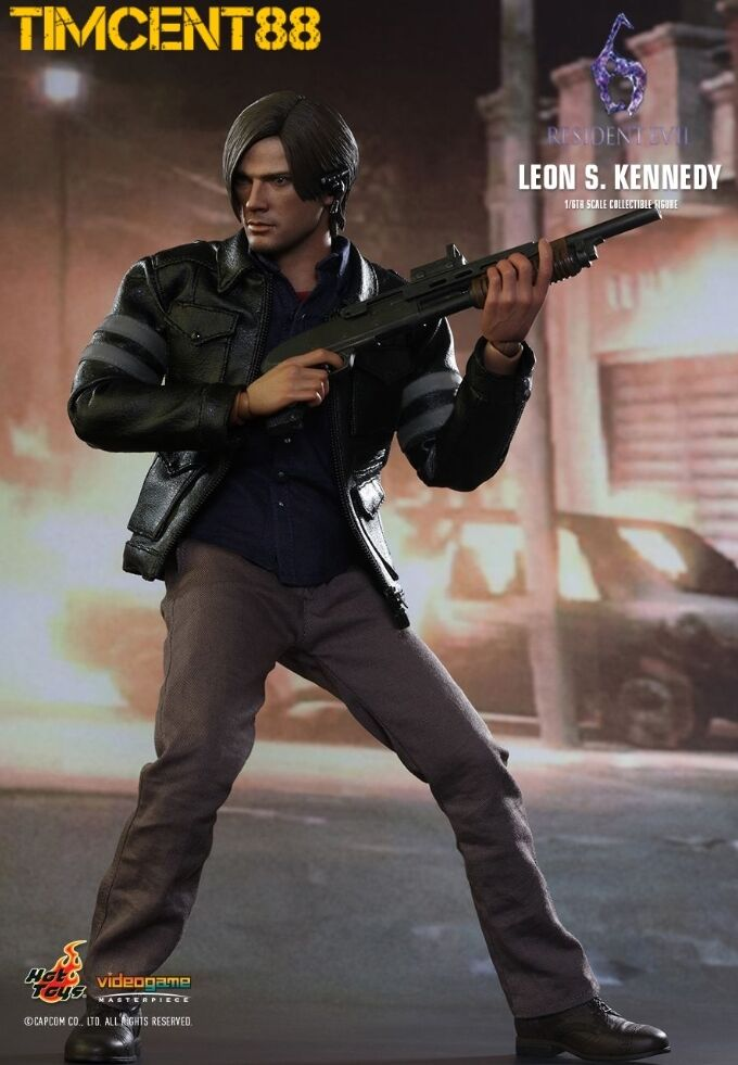 Ready  Caliente giocattoli VGM22 Resident Evil 6 Biohazard Biohazard Biohazard - 1 6 Leon S. Kennedy Bio Hazard f46d3a