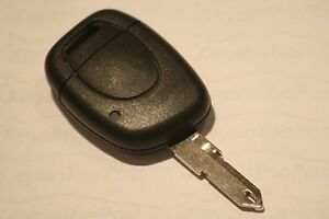 Renault-Clio-II-1-Button-Remote-Key-Case-With-Blade-Cut-to-your-locks
