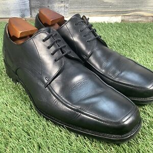 UK9-5-Loake-CP-Sussex-Oxford-Derby-Formal-Dress-Shoes-EU43-5