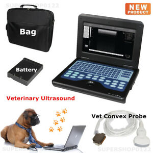 Details about Cat/Dog/Pet Convex Probe Veterinary Ultrasound Scanner  Digital Laptop Machine CE