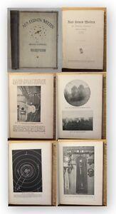 Buergel-Aus-fernen-Welten-1922-Astronomie-Physik-Himmel-Sterne-Wissen-History-xy