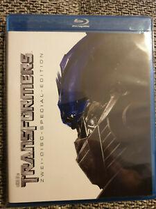 Transformers-Blu-ray-Neuwertig