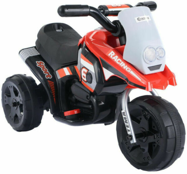 Kids Ride On Motorcycle Trike 3 Wheels Toy Electric 6v