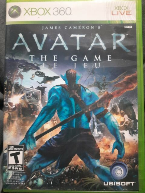 James Cameron's Avatar: The Game | 2009 Microsoft Xbox 360