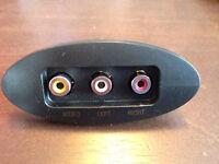 Av Connector Audio Video Tv Stereo Dvd