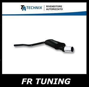 FIAT-600-1-1-Sporting-MARMITTA-TERMINALE-DI-SCARICO-SPORTIVO-TA-TECHNIX-76mm