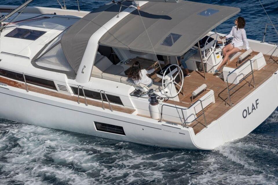 Beneteau Oceanis Yacht 54 – Nyhed 2021, årg. 2021, fod 501