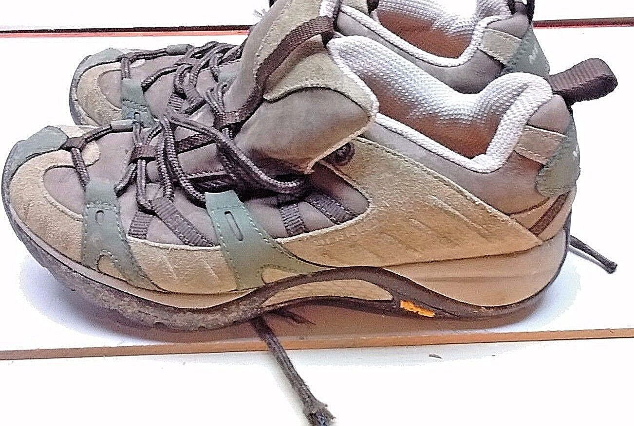Merrell damen Siren Sport Leather Waterproof braun Turnschuhe Sport Hiking schuhe 7M