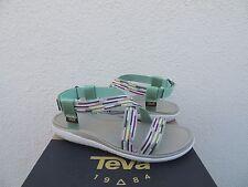 ff00ec8c5e53 Teva Womens Sandals Terra Float Livia Tacion Aqua Size 6 for sale ...