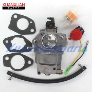 Carburetor Kit F McCulloch FG5700AK FG5700MK FG5700MA FG6000MA FG6000MK EC6000AK