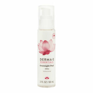 Derma-E-Essentials-Overnight-Peel-AHAs-2-0-oz-Brand-New