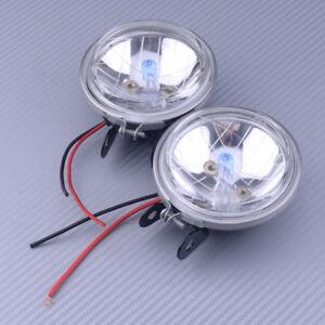 H3-100W-LKW-Rund-Van-Nebel-2V-Fernscheinwerfer-Lampen-Set-Bus-Abholen-3-5-Zoll