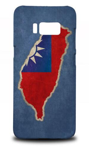 Bandera del país nacional de Taiwán Teléfono Estuche Cubierta para Samsung Galaxy S series Fundas y carcasas para teléfonos móviles y PDAs