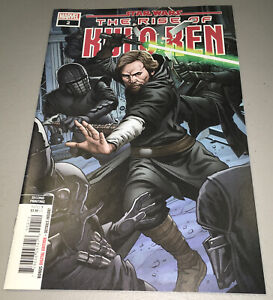 Star Wars The Rise of Kylo Ren #2 Marvel 2nd Print Variant