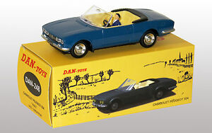 DAN-TOYS-Peugeot-504-Cabriolet-Bleu-avec-Conducteur-DAN-248