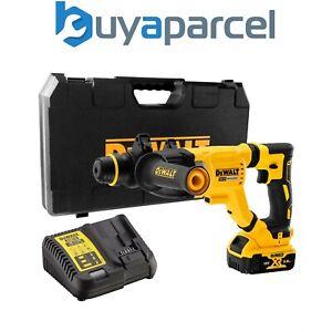 Dewalt DCH263P1 18v Brushless SDS Hammer Drill 3 Mode 3.0J Heavy Duty + 5ah