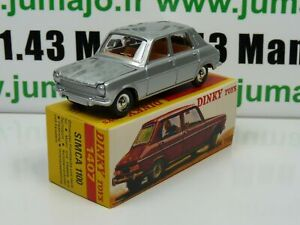 DT6E-Voiture-reedition-DINKY-TOYS-atlas-1407-Simca-1100