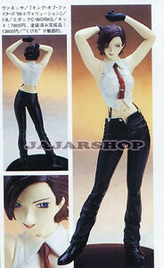 The King of Fighters : Vanessa 1/8 Model Resin kit Unassembled Unpainted