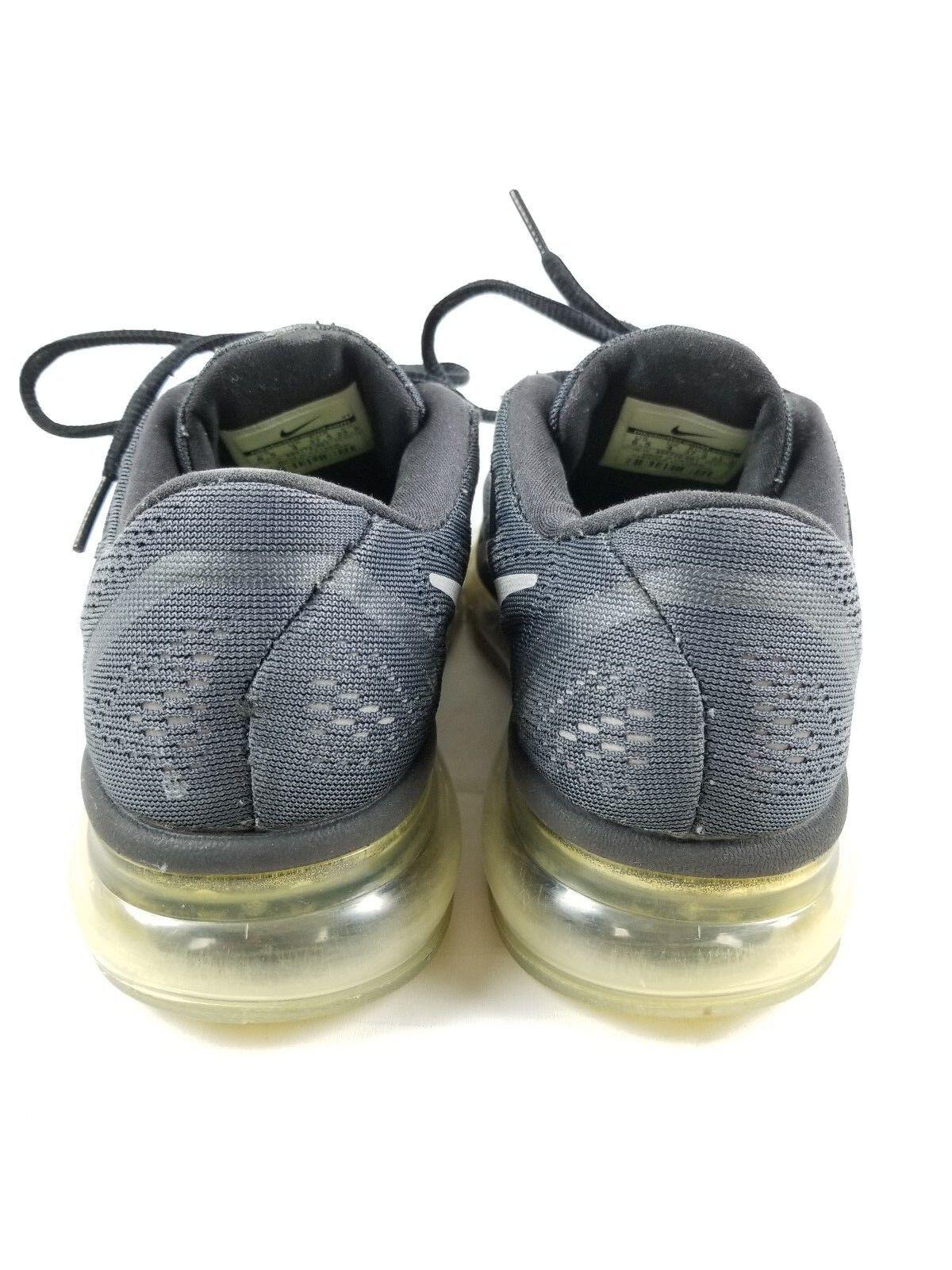 low priced 08452 ec476 ... 2016 Nike Air Max Women s Women s Women s Running Shoes Size 6.5 Black  White 806772-001 ...