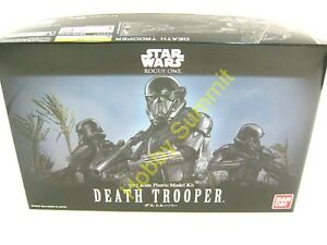 Bandai-STAR-WARS-1-12-DEATH-TROOPER-re-Rogue-One-Model-Kit