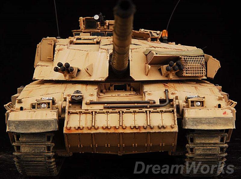 wholesape barato Ganador del premio construido Tamiya  Challenger I I I Mk3 MBT Tormenta del Desierto  Detalles  tienda