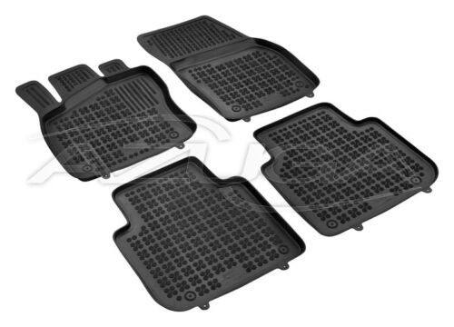 3d GOMMA-TAPPETINI ALTA tappetini in gomma per Skoda kodiaq//VW TIGUAN allspace a partire dal 2017