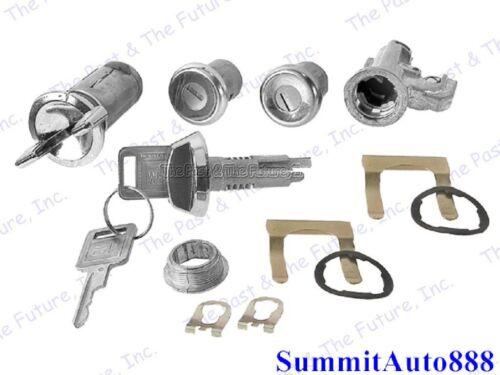 1969 69 Chevy El Camino Ignition Door Glovebox Lock ELLS69-1