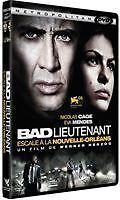 DVD *** BAD LIEUTENANT *** avec Nicolas Cage