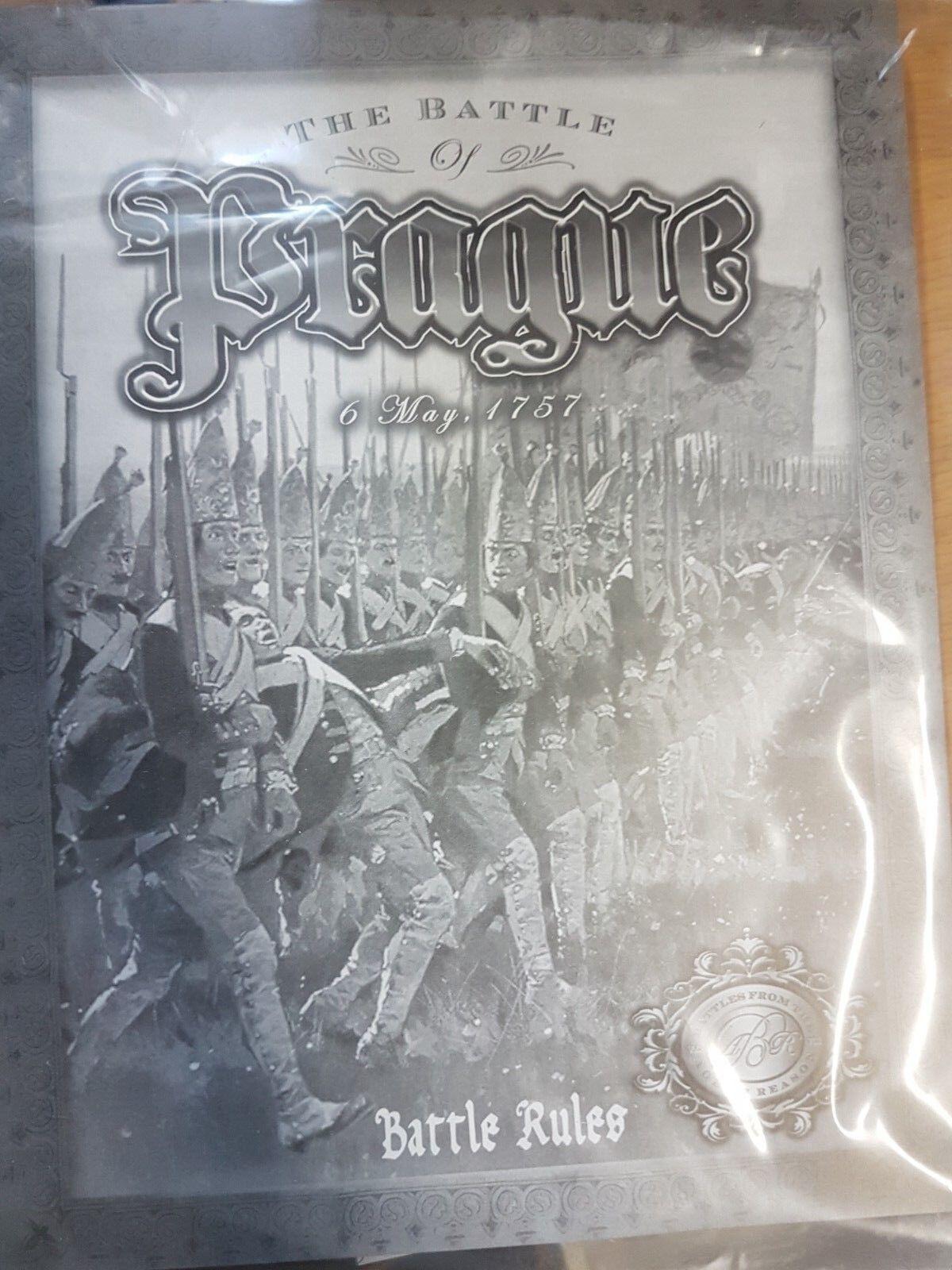 (BAR) PRAGUE - THE EMPTY TRIUMPH - CLASH OF ARMS
