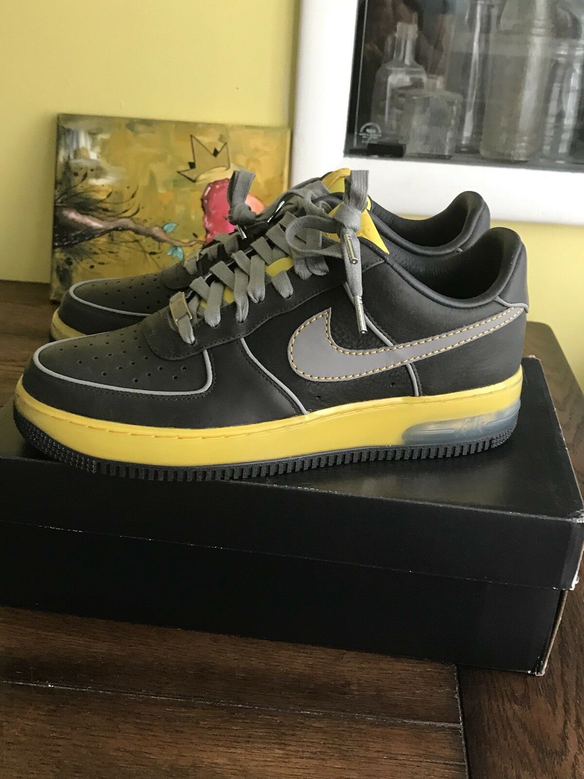 2007 NIke Air Force 1 Supreme Max