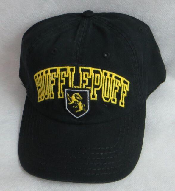 Harry Potter Snapback Hat House Crest Adjustable Caps 4