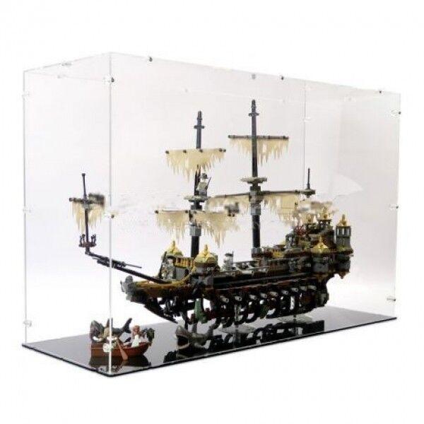 Acryl Vitrine für Lego 71042 Silent Mary - NEU