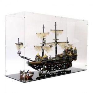 Acryl-Vitrine-fuer-Lego-71042-Silent-Mary-NEU