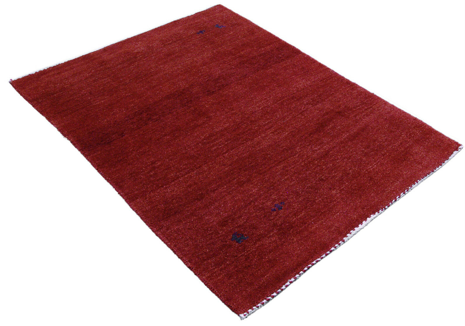 Original persa gabbeh aprox. 150 x 120 persas nómadas alfombra Rug tapis tapijt